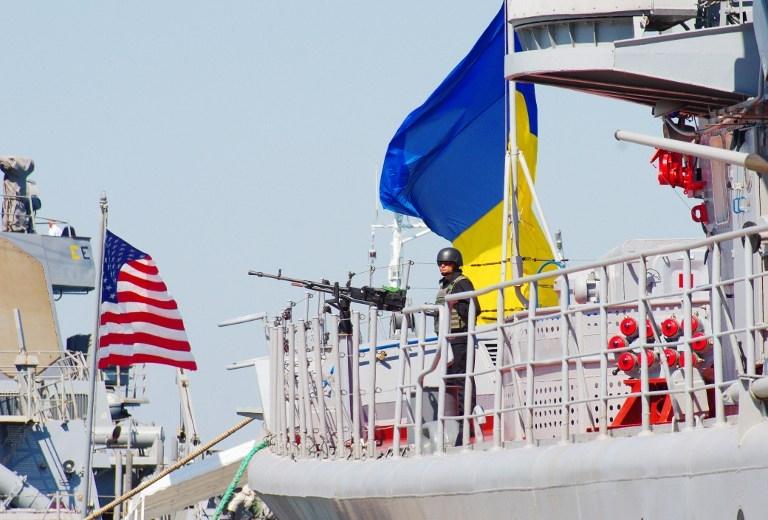 На пути к НАТО: в Одессе проходят совместные учения украинских и американских моряков
