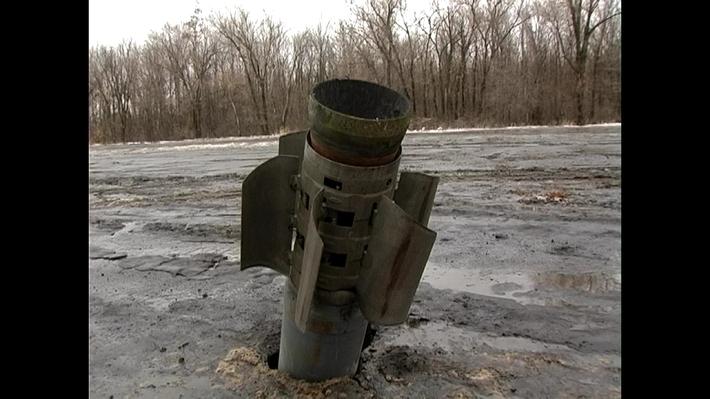Ночью Луганск подвергся обстрелу