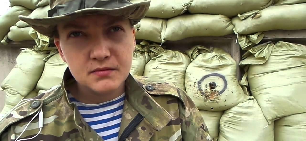 Надежду Савченко допросили в России по поводу ее похищения