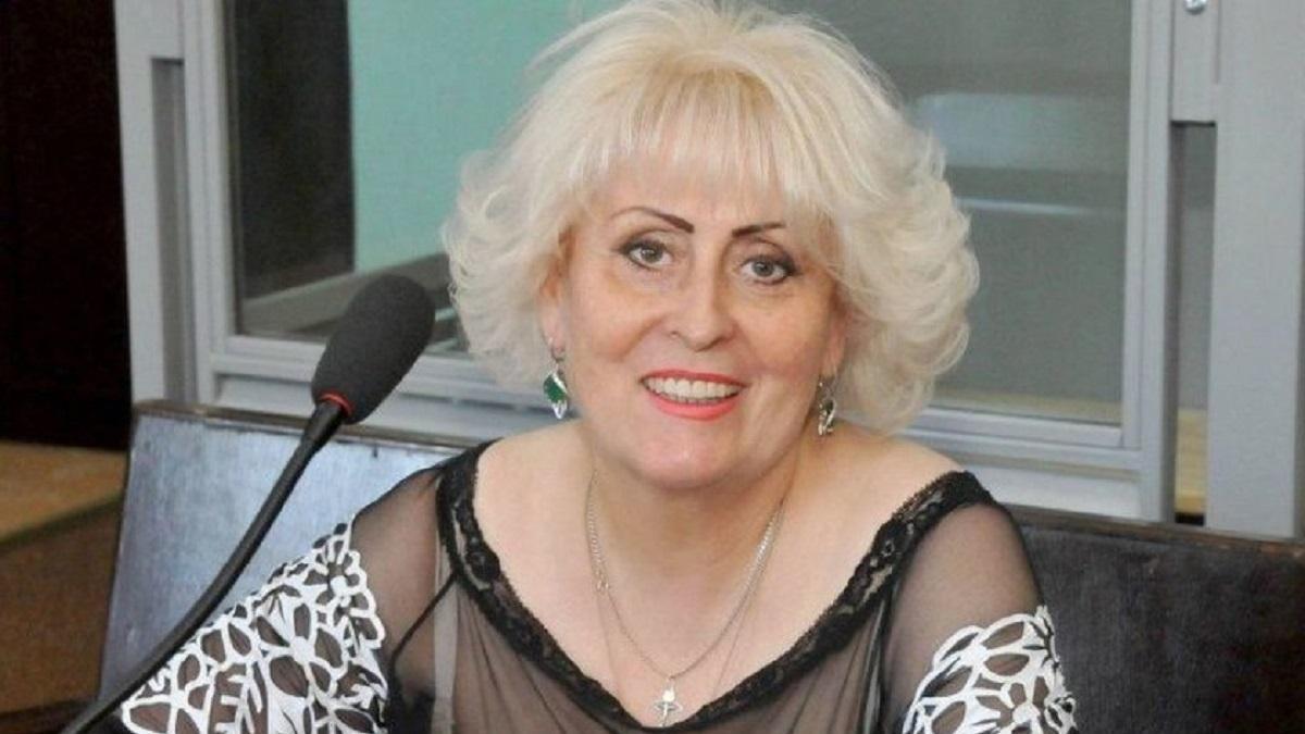 "Подозреваемая в сепаратизме экс-мэр Славянска Неля Штепа: ""Никто меня не закроет"""