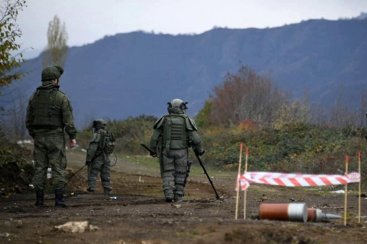 В Карабахе погиб офицер ВС России - в Минобороны РФ рассказали, что случилось