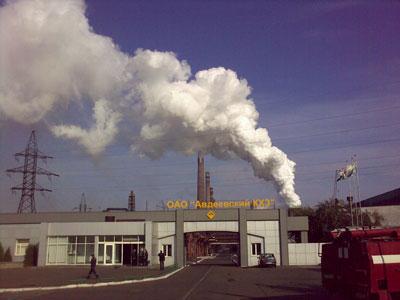 В Донбассе обесточены химический завод и фильтровальная станция