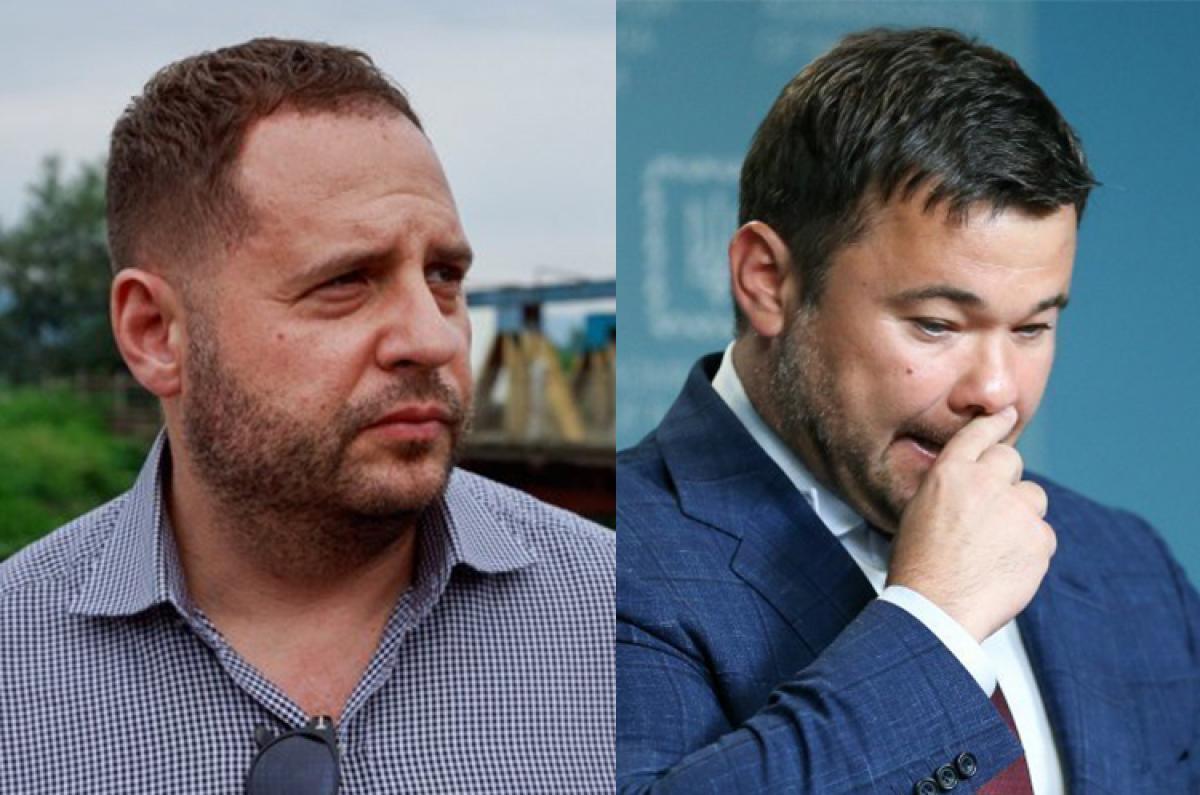 Андрей Богдан, Андрей Ермак, Владимир Зеленский, Офис президента, назначение, реакция