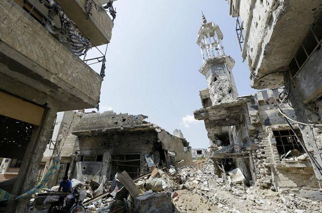 Россия и Запад могут разделить Сирию на части - СМИ