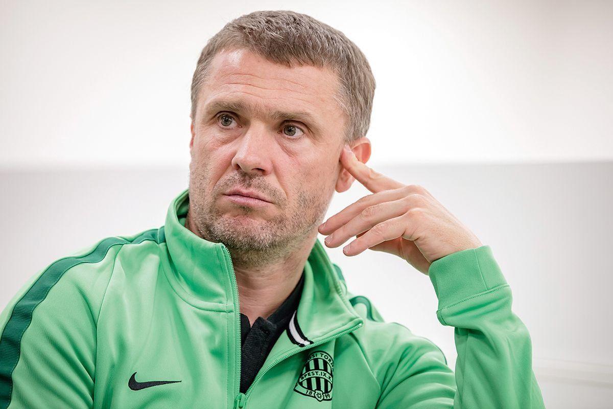 Футбольный клуб из ОАЭ не знает имени украинского тренера Реброва, предложив три своих варианта