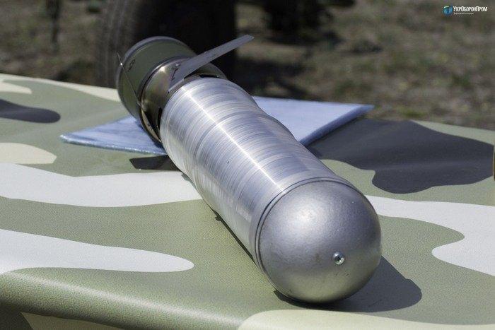 Всего несколько стран владеют технологией создания таких боеприпасов - Укроборонпром создал новое реактивное оружие