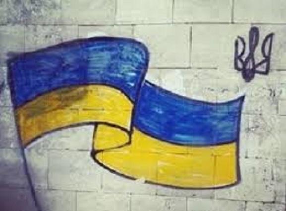 """""""Будем сепарам делать """"подарки"""" и уничтожать символы предателей и трусов! Они показали свою беспомощность. Слава Украине!"""" -  украинские партизаны предупредили террористов """"ЛНР"""""""