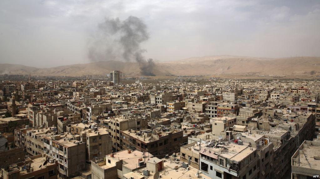 За 4 дня в Восточной Гуте от ударов российско-сирийской авиации погибли 200 человек, более 50 - дети, - подробности