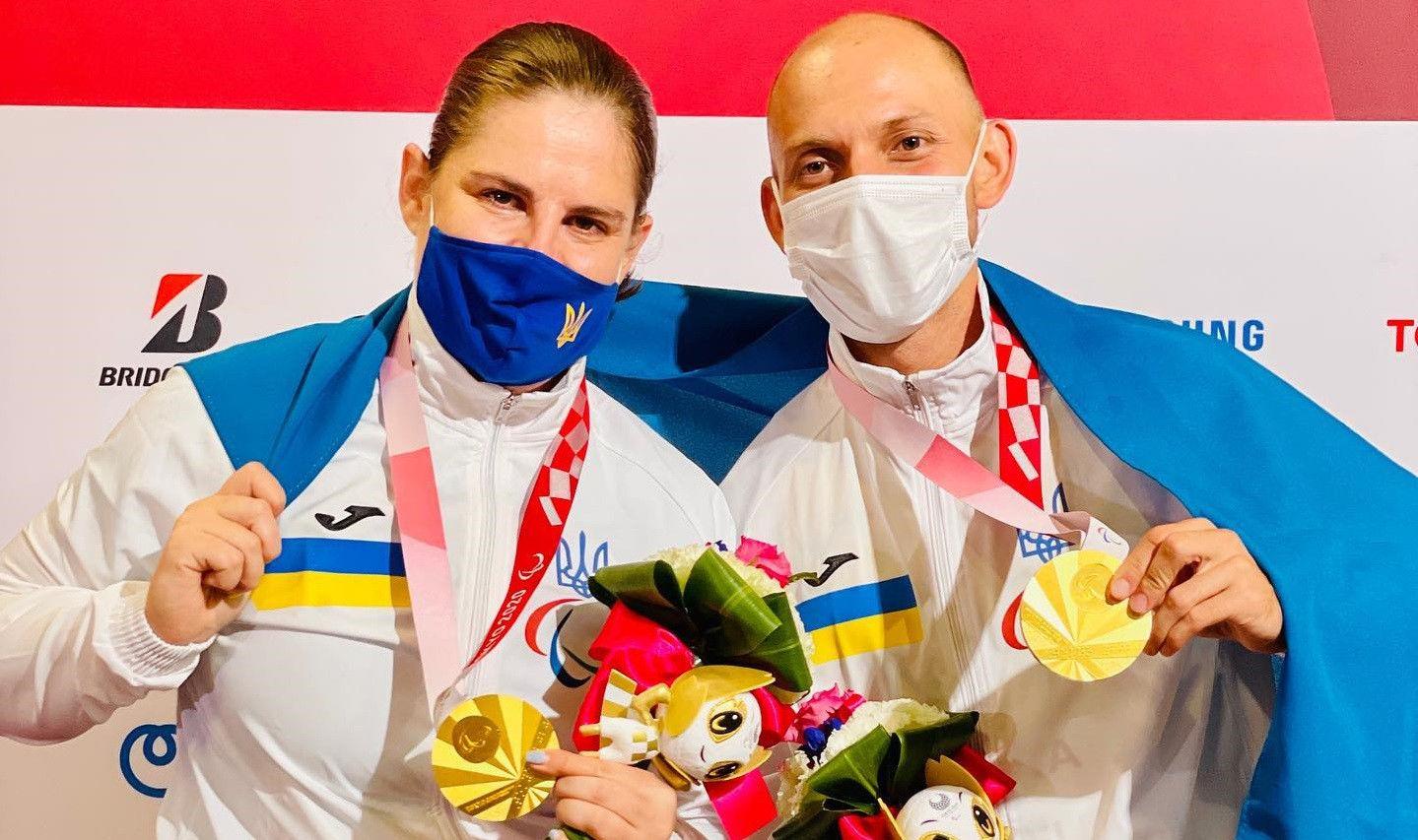 Украина вернулась в топ-5 лучших сборных после 9-го дня Паралимпиады-2020