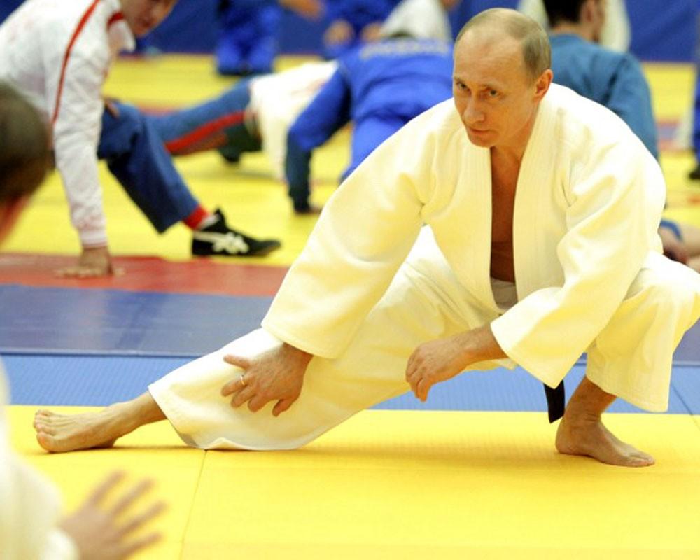 """Жypналист-спортсмен из CШA вызвал """"мошенника боевых искусств"""" Пyтина на жесткий бой в ринге  – СМИ"""