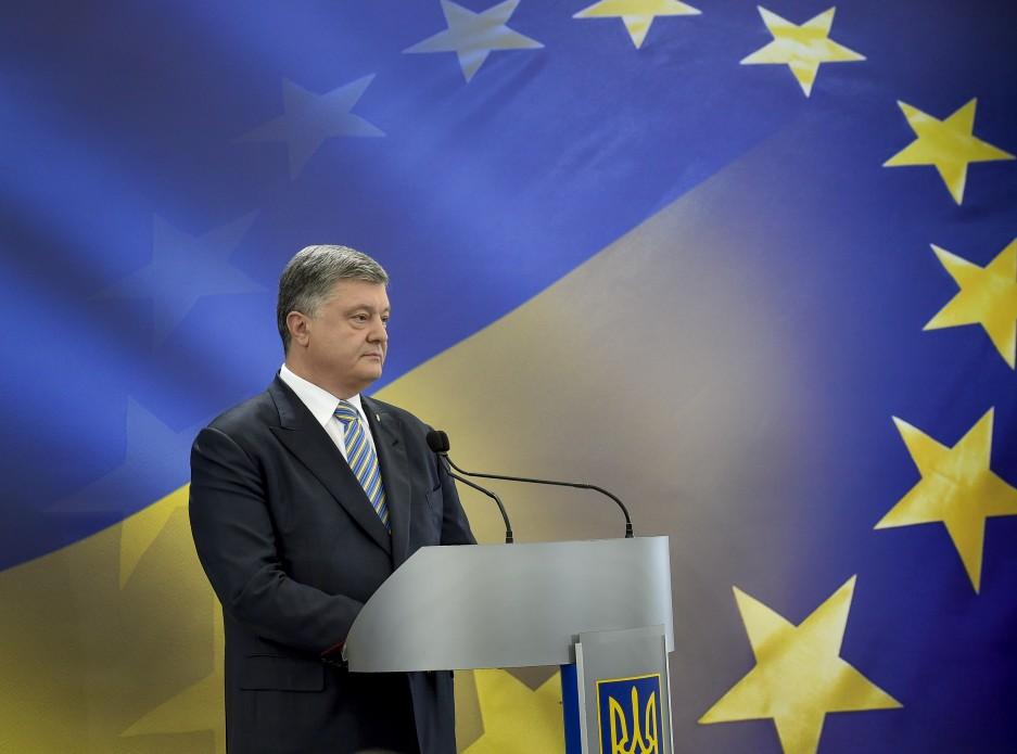 Работа кипит: сегодня в Киеве президент Порошенко встречает гостей из Европы на саммит Украина - Евросоюз
