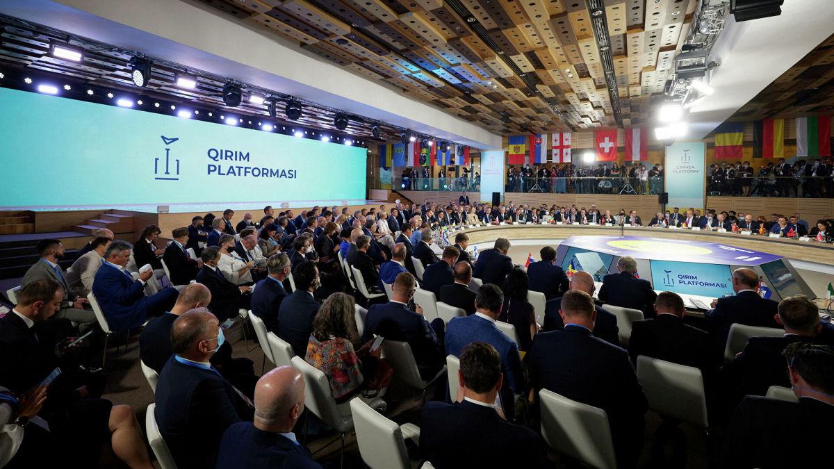 """""""Крымская платформа"""" стала колоссальным ударом по России, и Кремль бессилен что-либо противопоставить"""