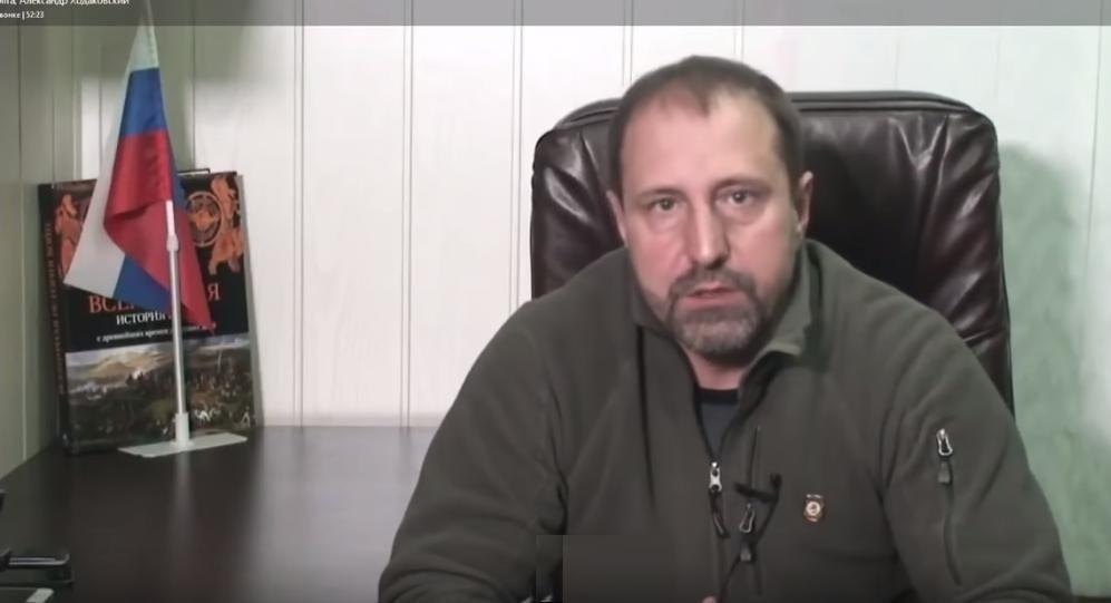 """Ходаковский о войне на Донбассе: """"России нужна вся Украина"""""""