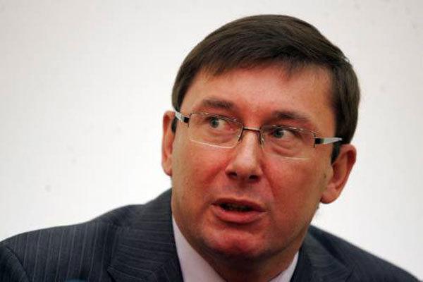 Луценко заявил, что Донецк освободят неожиданно для ополченцев