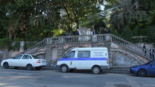"""Боевики """"Спарты"""" готовили серию терактов в Абхазии: при умершем террористе около телецентра в Сухуми найдена карта с объектами для ликвидации - источник"""