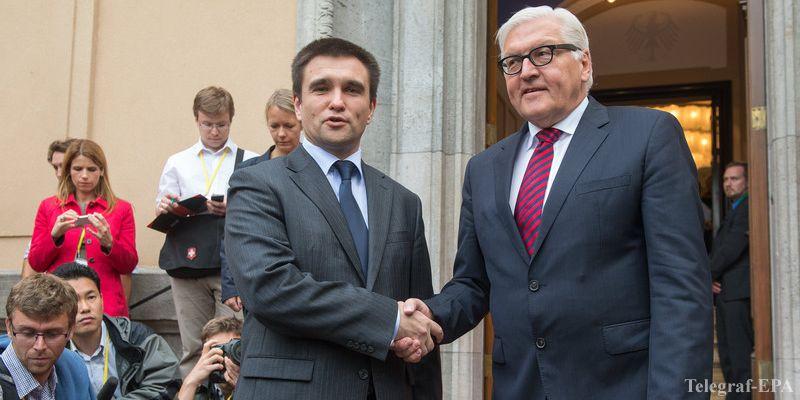 МИД Германии: на украино-российских переговорах достигнут небольшой прогресс