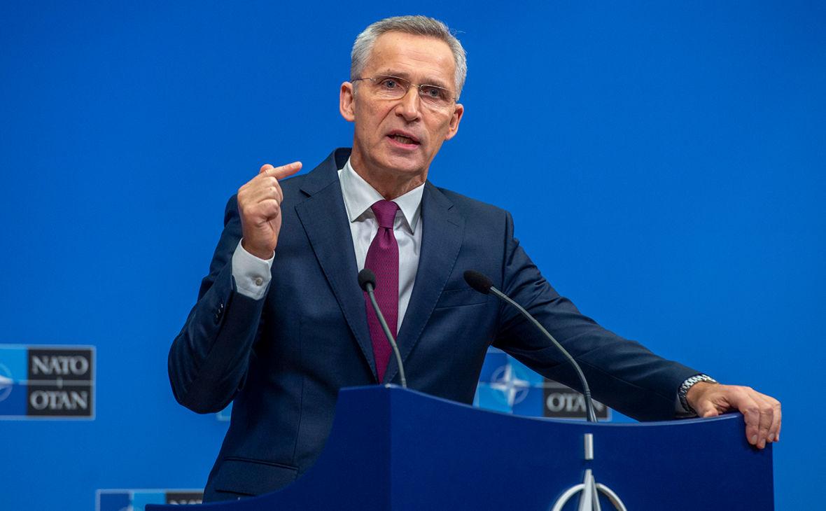 Столтенберг назвал истинную причину высылки российских дипломатов при НАТО