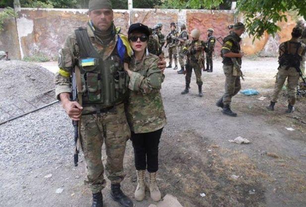 В Тбилиси напали на воевавшую на Донбассе полковника грузинской армии Гугешашвили, ее сын убит - подробности