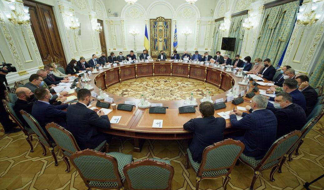СНБО может ввести санкции против 5 народных депутатов Украины: детали