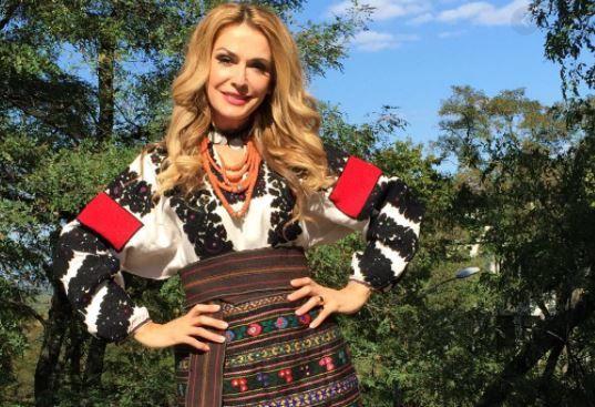Ольга Сумская показала себя еще до широкой известности на отдыхе в Бердянске