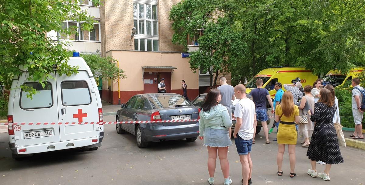 Расстрел модели Хлюпиной и ее семьи в Москве: соседи рассказали, что произошло за несколько часов до убийства