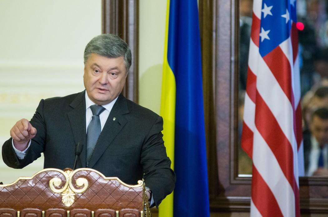 США помнят про Крым! - Порошенко рассказал, что Вашингтон не допустит снятия санкций с РФ, пока Москва не отдаст полуостров Украине - опубликованы кадры