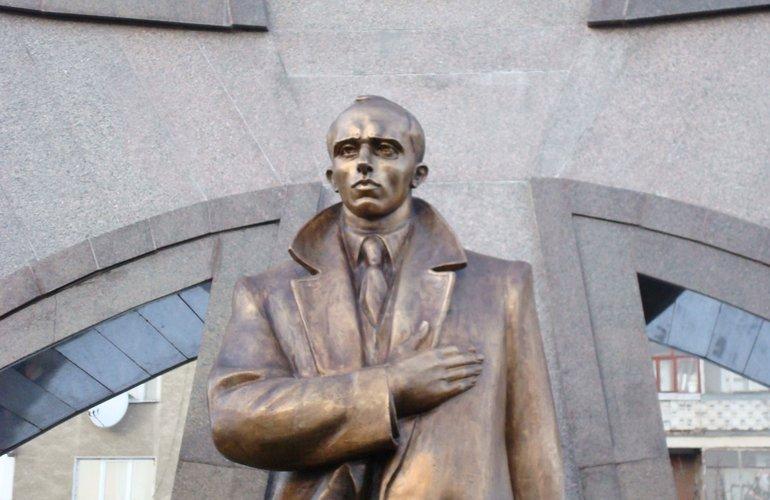 В Житомире вскоре появится памятник Степану Бандере