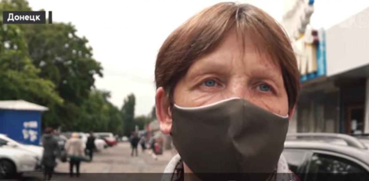 """Жители Донецка рассказали, как выживают в карантин: """"Стало тяжелее, чем раньше"""""""
