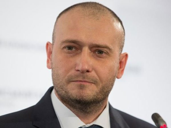 """""""Правый сектор"""" опроверг информацию о ранении Яроша"""