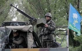 В Донецкой области блокпост сил АТО атаковал «смертник»