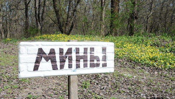 """""""ДНР"""", Террористы, Минобороны, Мины, Любовь"""