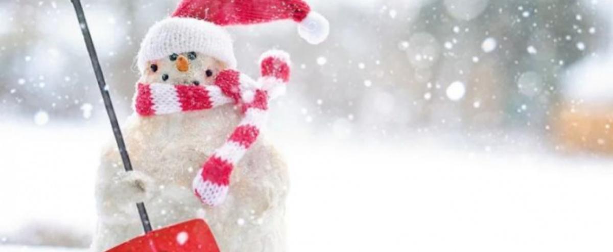 Минус 13 и снегопады: озвучен прогноз синоптиков по Украине на Рождество и Новый год