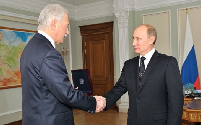 Путин рассказал о персональном задании для Грызлова на Донбассе