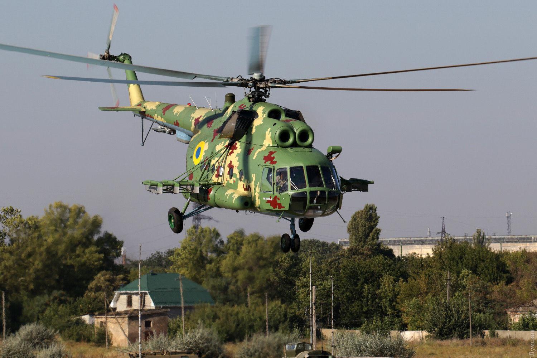 ВВС Украины получили полностью модернизированный Ми-8МСБ-В: озвучены его характеристики