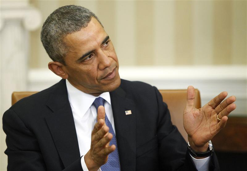 Обама назвал условие поставок оружия в Украину