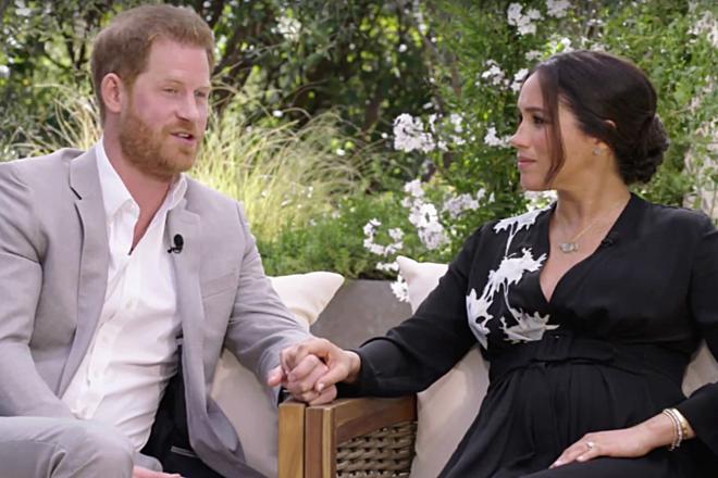 Меган Маркл призналась в страшном во время интервью о королевской семье