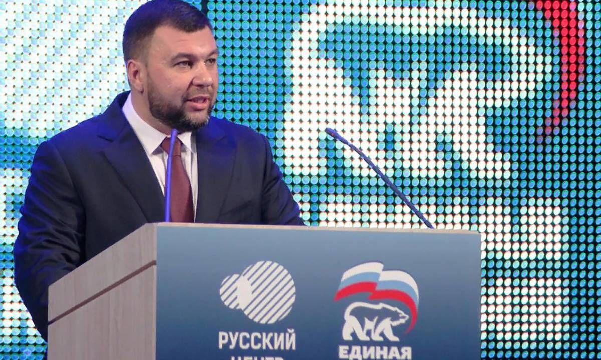 """Пушилин угрожает Украине контрнаступлением: """"У нас не будет другого выхода"""""""