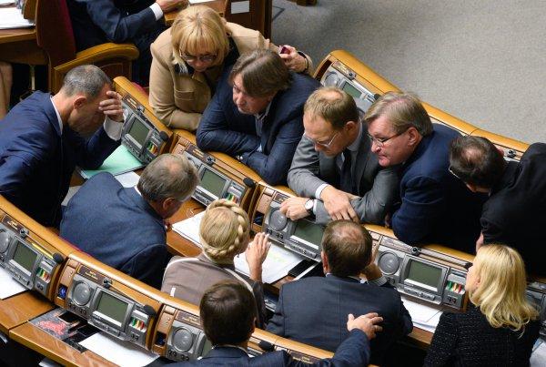 """""""Батькивщина"""" наотрез отказалась голосовать за децентрализацию и особый статус Донбасса"""
