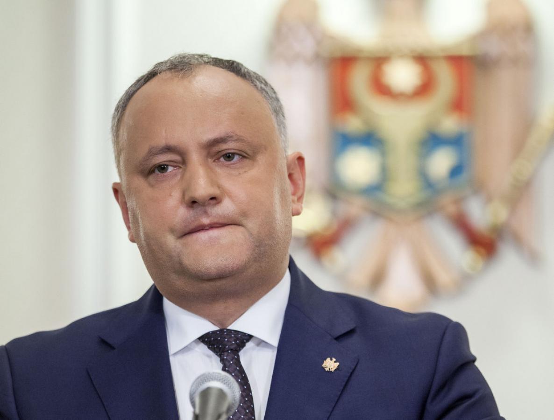Президентура о заявлении Додона: Мы не действуем по ультиматумам