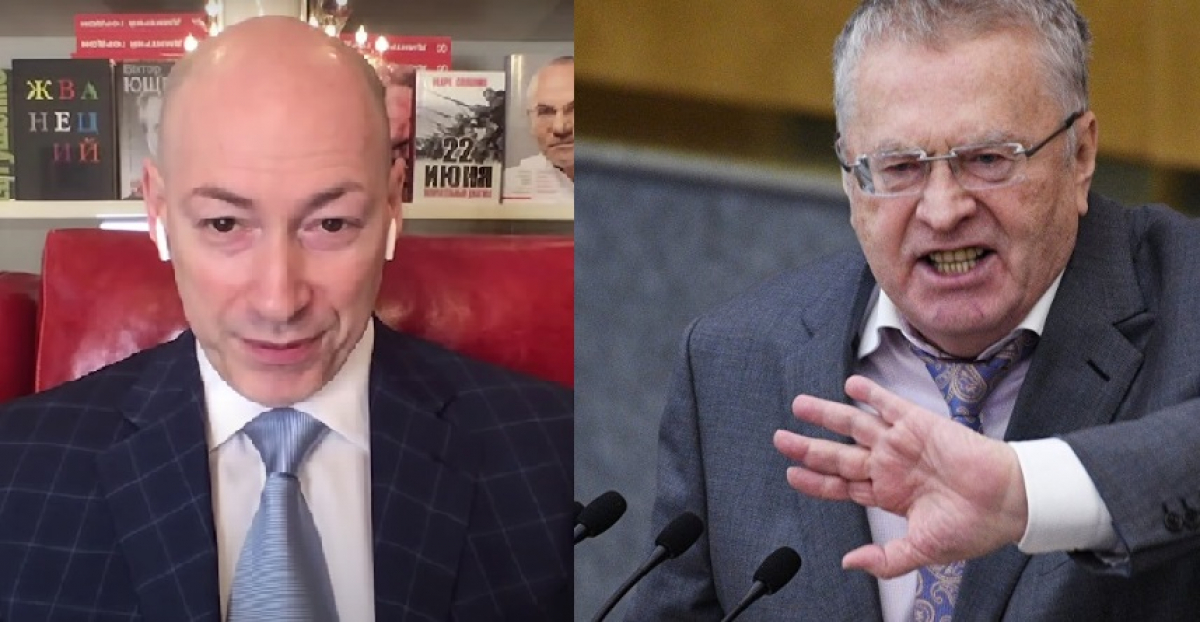 Гордон взял интервью у Жириновского, но боится его публиковать: СМИ узнали, что наговорил российский политик