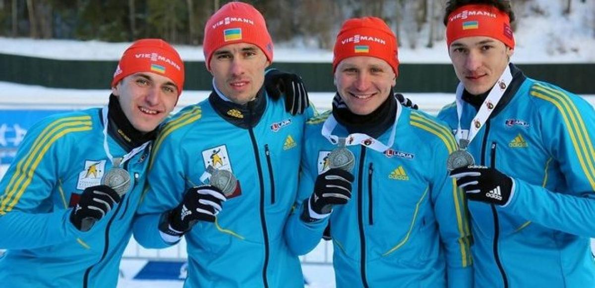 Биатлонистам Украины отдали золото ЧЕ-2015: россиян лишили победы за допинг