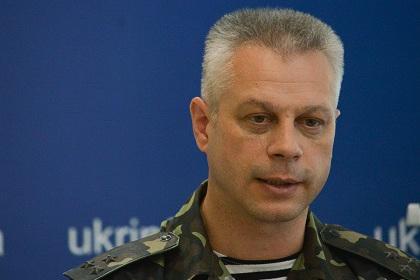СНБО: Силы АТО освободили Дебальцево от ополчения