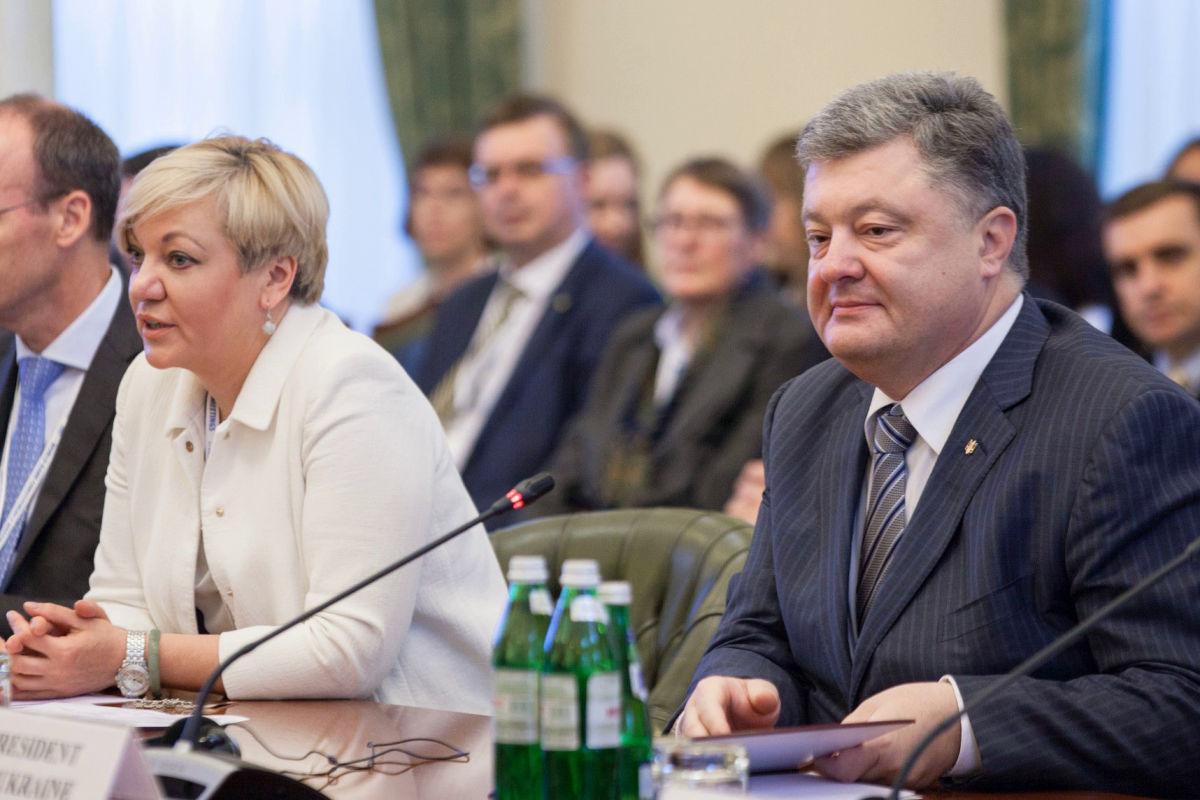 Порошенко и Гонтарева выиграли суд у Суркиса в Лондоне: детали дела