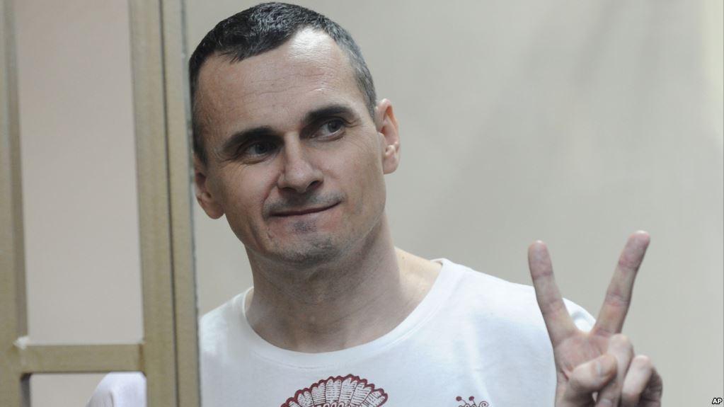 Украинскому режиссеру-политзаключенному Олегу Сенцову присудили престижную американскую премию