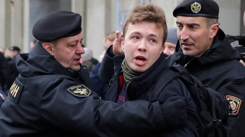 Арест основателя NEXTA Протасевича: блогер из РФ заметил странный нюанс