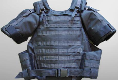 3D-фрезеровка для тестирования военных бронежилетов: новое решение от Original Solutions
