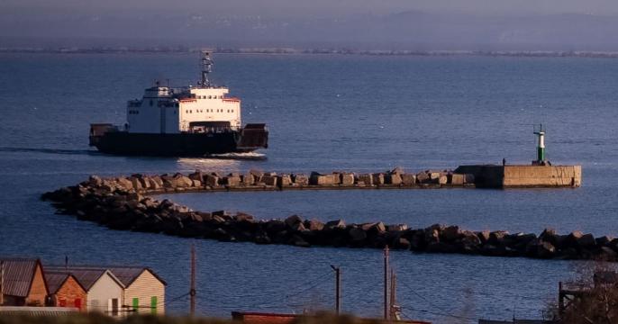 Возле берегов оккупированного Крыма яхта столкнулась с катером, есть погибшие
