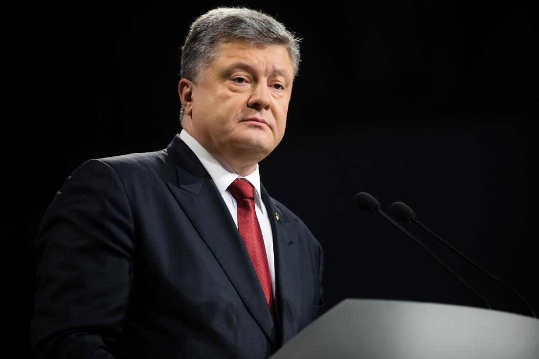 """Цена за агрессию должна расти: Порошенко поприветствовал продление Советом ЕС """"крымского пакета"""" санкций против России"""