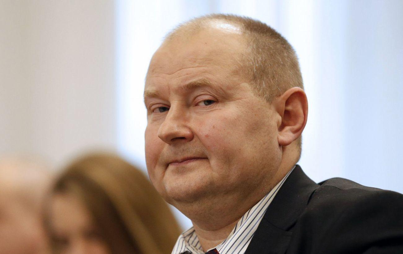 НАБУ гналось за авто СБУ через весь Киев из-за судьи Чауса – кадры преследования