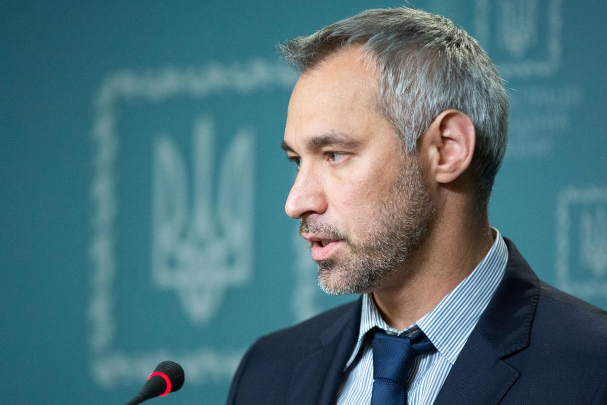 Источник: в ОП готовятся отправить в отставку Генпрокурора Рябошапку, есть кандидат